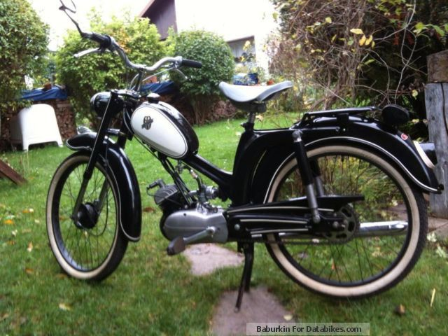 DKW  Victoria Type 110 1965 Vintage, Classic and Old Bikes photo