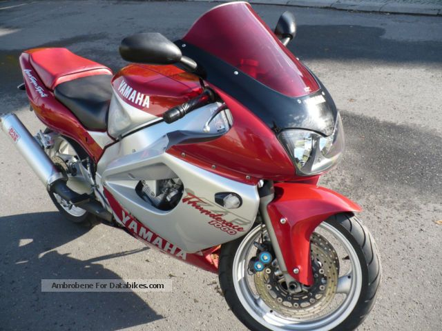 1999 WMI  1000 YZF Thundercat Motorcycle Sports/Super Sports Bike photo