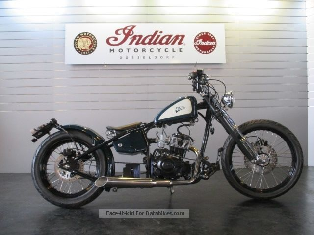 2012 Other  Liberta T1-125 Motorcycle Chopper/Cruiser photo