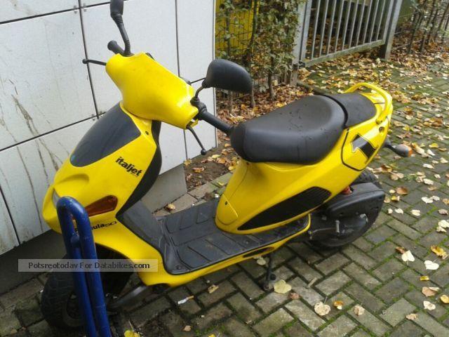 1996 Italjet  Form 50 Motorcycle Scooter photo