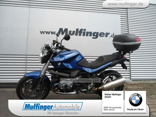 2013 BMW  R 1200 R (leather) Motorcycle Motorcycle photo