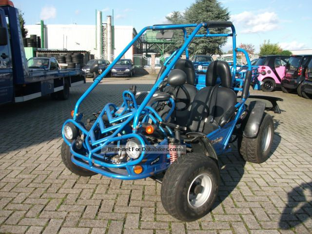 2005 PGO  BR-150 Bugxter Motorcycle Quad photo
