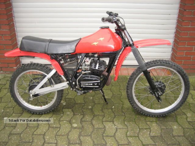 1982 Derbi  RD 75 Europe Motobecane M80E Motorcycle Motor-assisted Bicycle/Small Moped photo