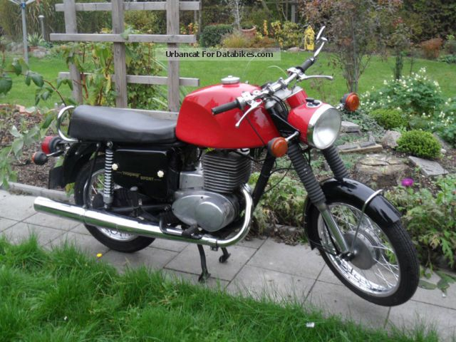 Mz  ETS 250 1969 Vintage, Classic and Old Bikes photo