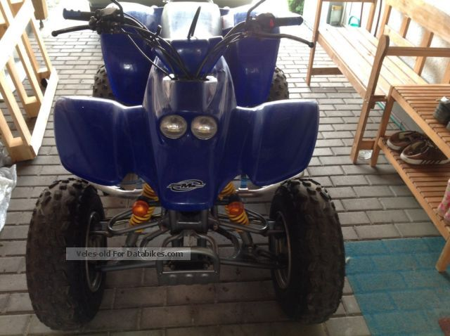 2002 SMC  SH 170 Motorcycle Quad photo