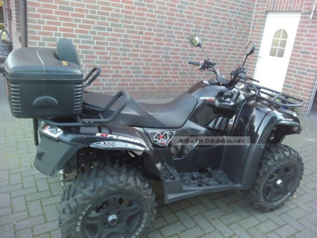 2013 SMC  Agon 700 XL Quad LOF approval Motorcycle Quad photo