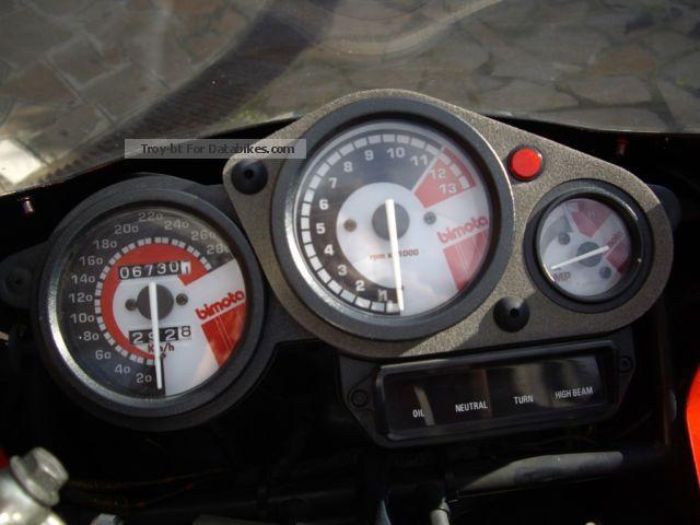 1992 Bimota  YB10 Dieci Motorcycle Motorcycle photo