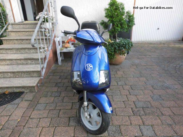 2002 Italjet  Jet Set Motorcycle Scooter photo