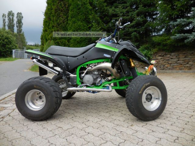 2003 Gasgas  Wild HP 300 Motorcycle Quad photo