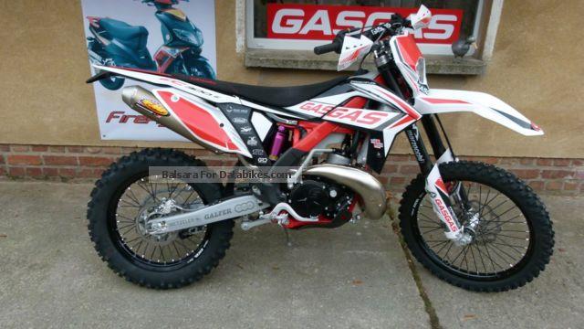 2012 Gasgas  EC 200 250 300 Racing opt. E-start 2015 Motorcycle Enduro/Touring Enduro photo