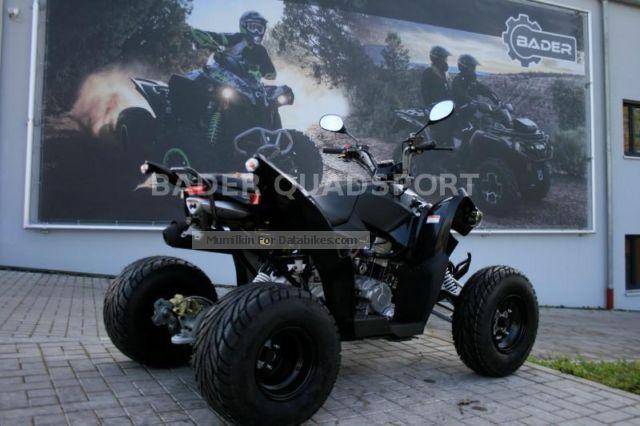 2012 Aeon  COBRA 351 BLACK NEW MODEL * 2015 * x400 NEW Motorcycle Quad photo