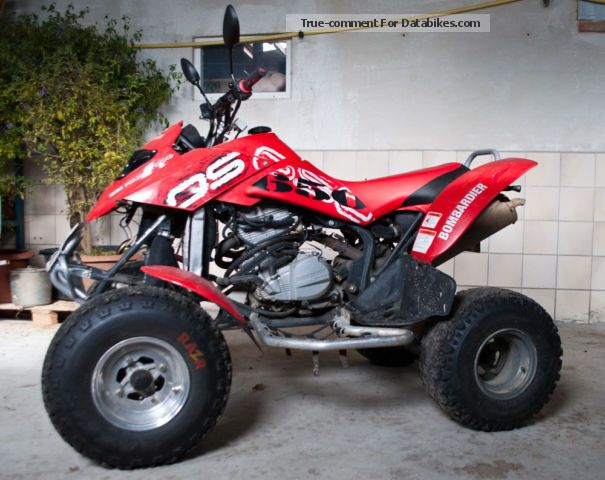 Bombardier Bikes And Atv U0026 39 S  With Pictures