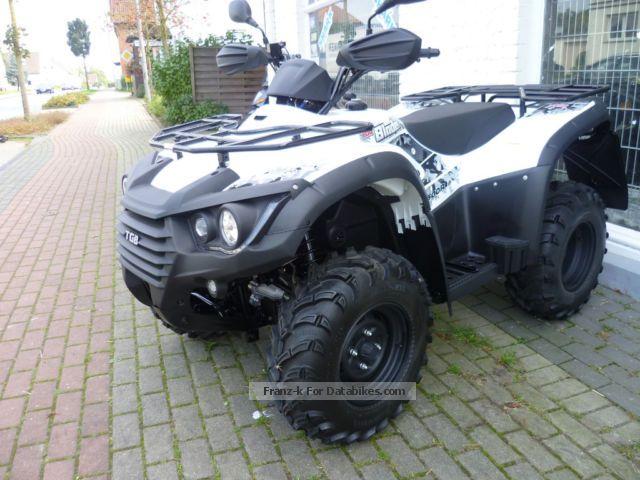 2012 TGB  Blade 500 R LOF 4x4 Quad ATV Motorcycle Quad photo