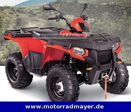 2012 Polaris  Sportsman 800 LOF Motorcycle Quad photo
