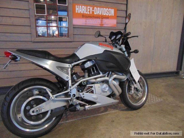 2001 Buell  X1 Millenium Motorcycle Sports/Super Sports Bike photo
