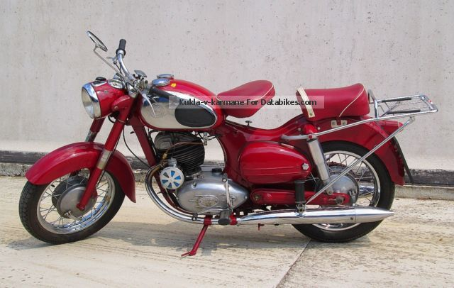 1954 Puch  250 SGS Motorcycle Motorcycle photo