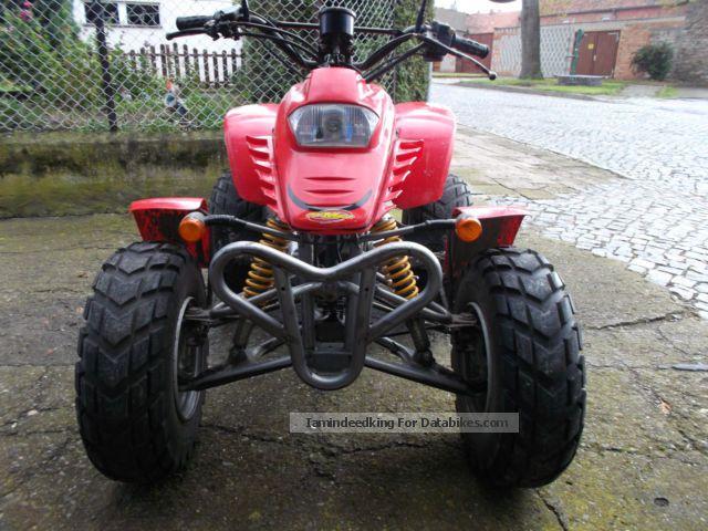 2004 SMC  Blast Motorcycle Quad photo