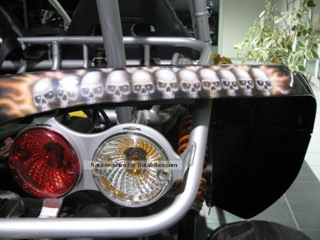 2007 PGO  BR-500i BUG RACER Motorcycle Quad photo