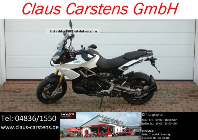 2013 Aprilia  Capo Nord 1200 ABS, ADD Travel Pack Motorcycle Enduro/Touring Enduro photo