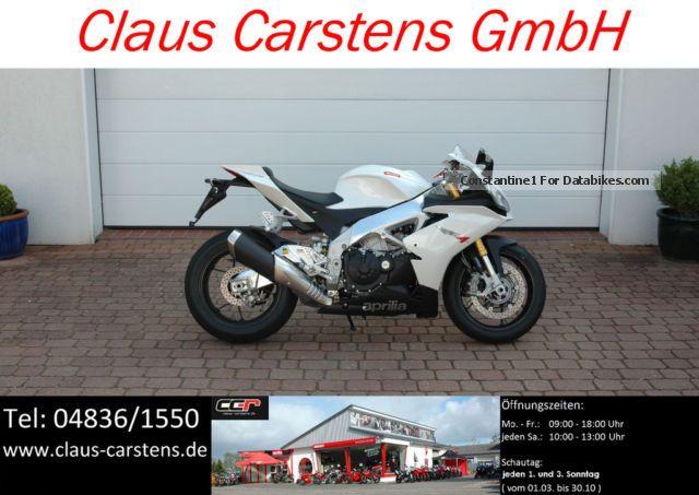 2014 Aprilia  RSV4 APRC ABS demo bike in nero or white Motorcycle Sports/Super Sports Bike photo