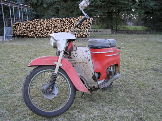 Jawa  20 1969 Vintage, Classic and Old Bikes photo