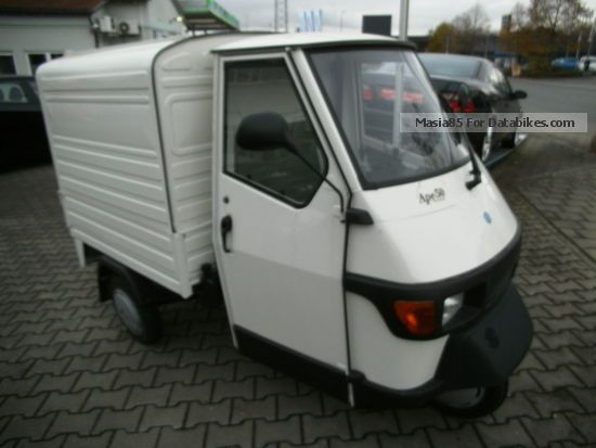 2014 Piaggio  APE 50 EUROP Motorcycle Other photo