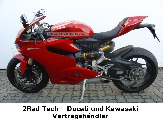 2012 Ducati  Panigale 1199 - New vehicle - Model 2014! Motorcycle Sports/Super Sports Bike photo