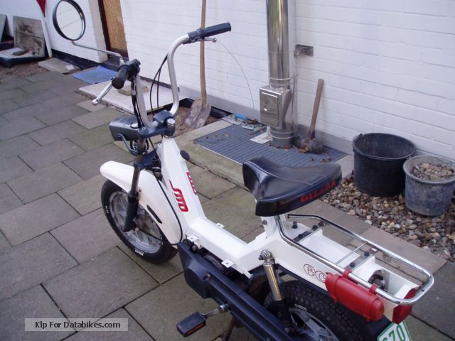 1982 Gilera  EC1 Motorcycle Motor-assisted Bicycle/Small Moped photo