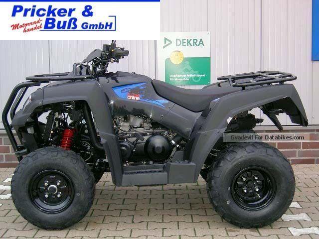 2012 TGB  X 3.2 Online Motorcycle Quad photo