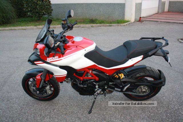 2014 Ducati  Multistrada 2014 Pikes Peak Motorcycle Sports/Super Sports Bike photo