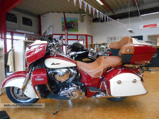 2012 Indian  Roadmaster 2015 new arrived! Motorcycle Chopper/Cruiser photo