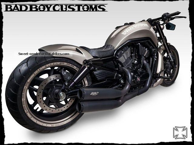 2012 Harley Davidson V Rod Night Rod Special: 2012 Harley Davidson Harley-Davidson Night Rod Special