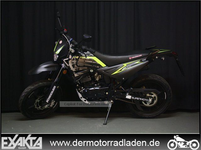 2012 Kreidler  Supermoto SM 125 CC '' new model '' in 2015 Motorcycle Motorcycle photo