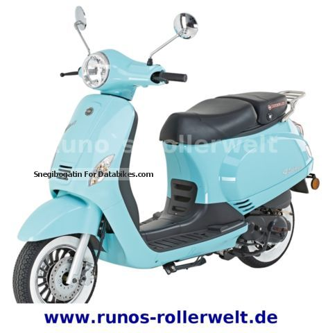 2012 Kreidler  Flory Classic 50 4T 25 km / h moped version Motorcycle Scooter photo