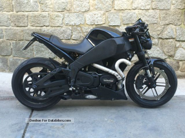 2009 Buell  XB 12 Black Edition - USA model Motorcycle Naked Bike photo