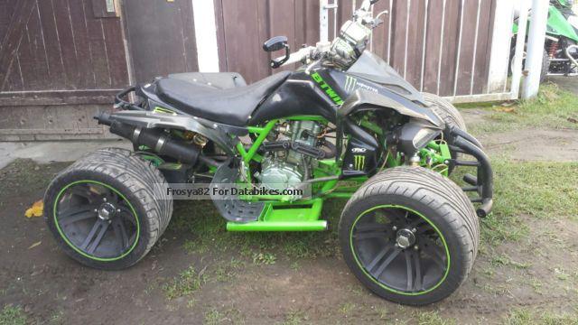 2011 Lifan  XS-D005 Motorcycle Quad photo