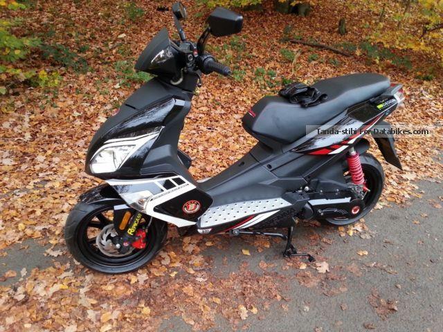 Motobi  Revanna 50 2014 Scooter photo