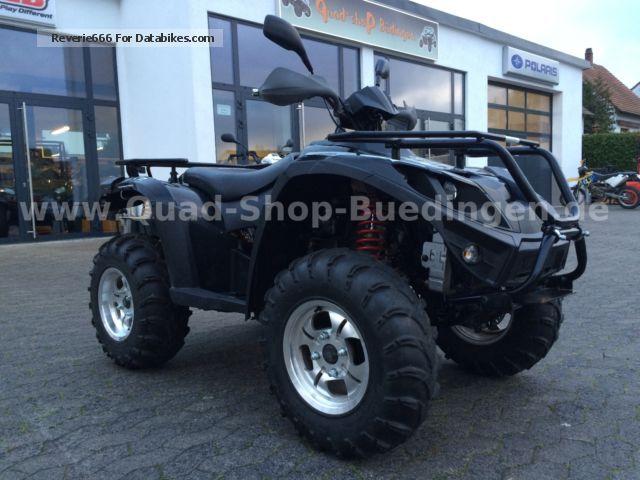 2013 Linhai  ATV 420 4x2 20 hp 1. Hand Motorcycle Quad photo
