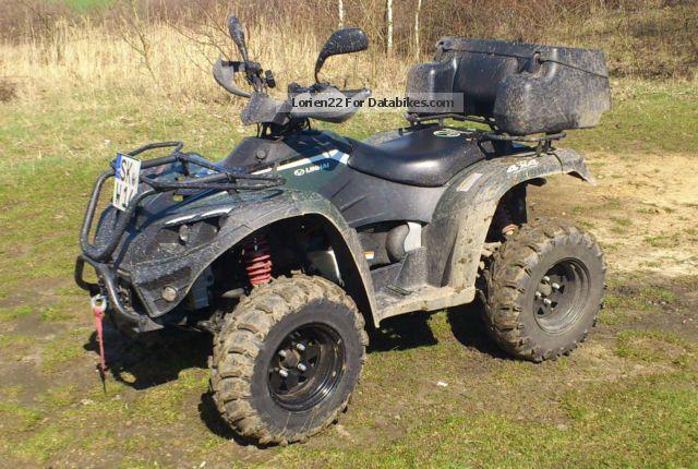 2012 Linhai  420 Carrier ++ ++ extras Motorcycle Quad photo
