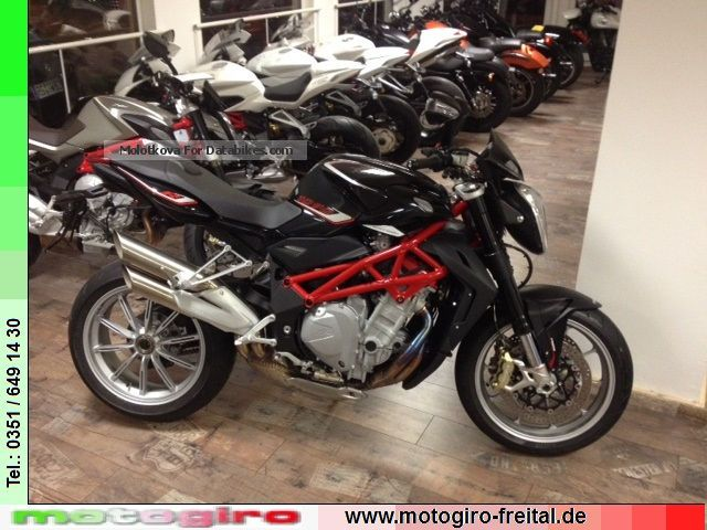 2014 MV Agusta  Brutale 1090R ABS by dealer Motorcycle Naked Bike photo