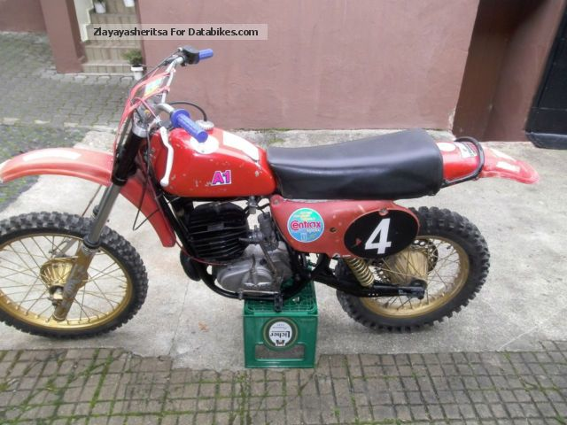 Maico  250 1972 Vintage, Classic and Old Bikes photo