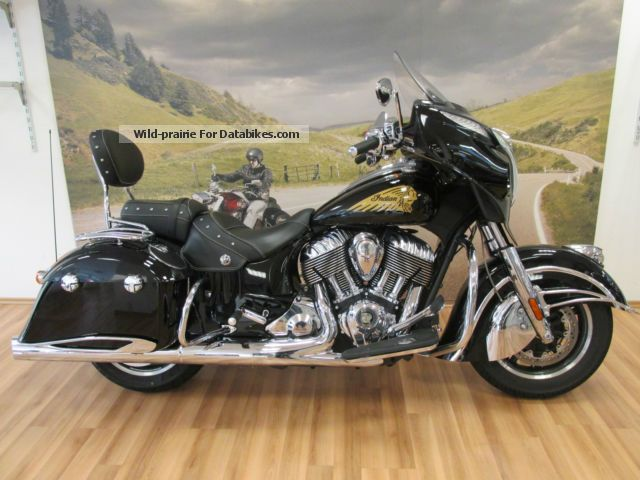 2014 Indian  Chieftain & quot; full equipment & quot; Nr.314248 Motorcycle Chopper/Cruiser photo