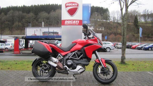 2013 Ducati  Multistrada 1200 S, 1 VB Motorcycle Enduro/Touring Enduro photo