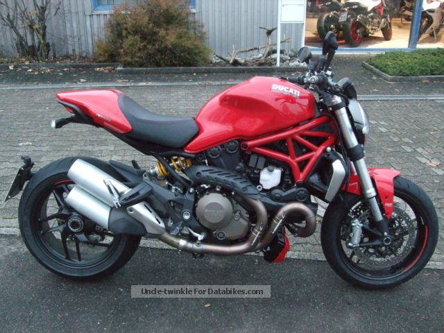 Ducati  Monster 1200 2014 Naked Bike photo