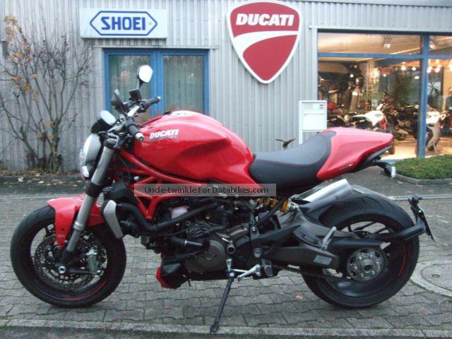Ducati Diavel Red
