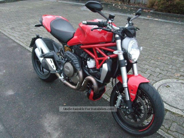 2014 Ducati Monster 1200