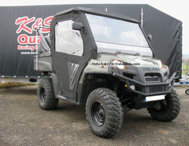 2013 Polaris  Ranger 800 XP + hunter + vehicle Lots of extras !! Motorcycle Quad photo