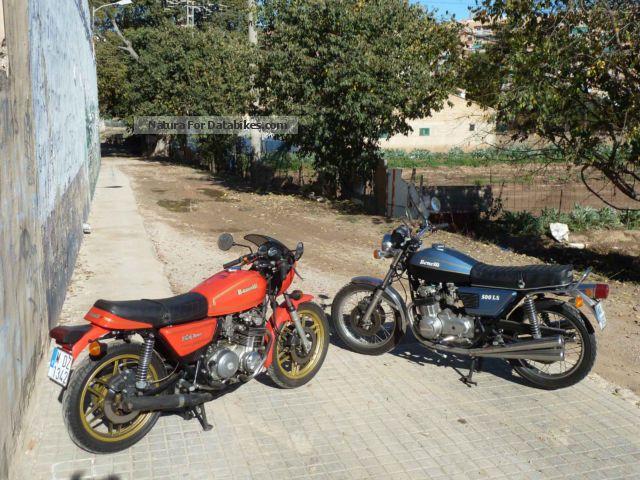 1978 Benelli  504sport-500LS Motorcycle Motorcycle photo