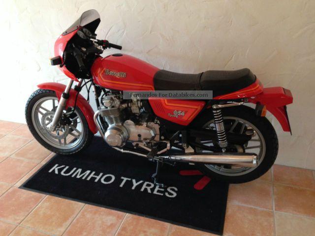 1981 Benelli  654 Sports Motorcycle Sports/Super Sports Bike photo