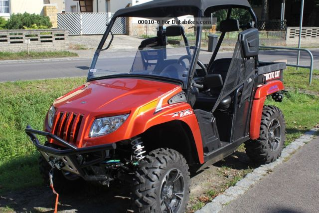 2014 Arctic Cat  Prowler 1000XTZ Motorcycle Quad photo